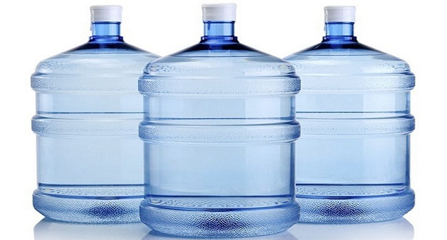 Nước đóng chai không đảm bảo nguồn gốc